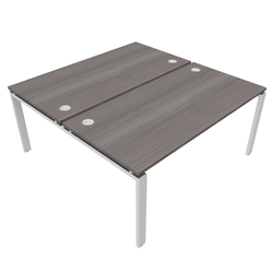 Astrolite Straight Bench Desk 800mm Depth