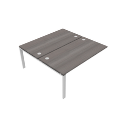 Astrolite Straight Bench Desk 800mm Depth add on Unit