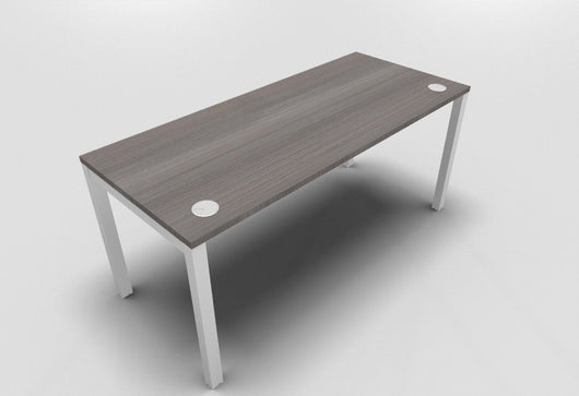 office desk depth. Astrolite Straight Office Desk 700mm Depth