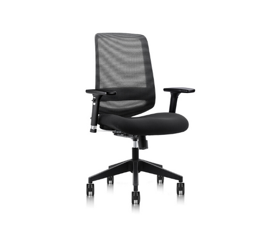 C19 PERFORMANCE task chair with mesh back and fabric seat - *FREE 3 Day Delivery