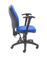 Folding height adjustable arms - Price Includes FREE Mainland UK Delivery