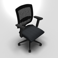 Equilibre Task Chair With Headrest Option
