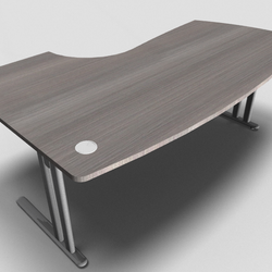 Essentiel Compact Top Executive Desk