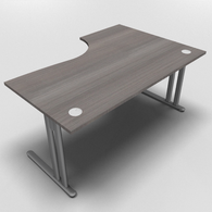 Essentiel Compact Top Office Desk