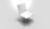 Grace Visitors Chair in Black or White