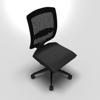 Harmonie Bondai Fabric Office Chair
