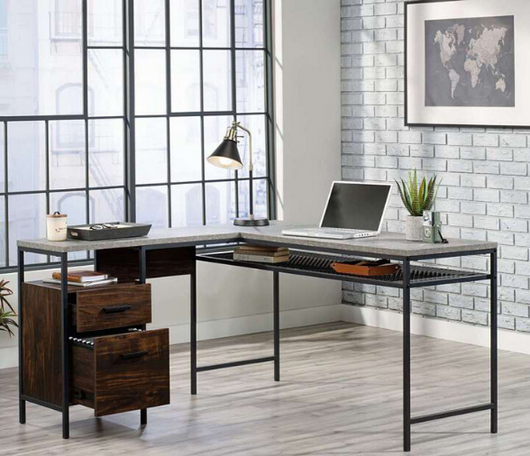 MARKET L-SHAPED DESK