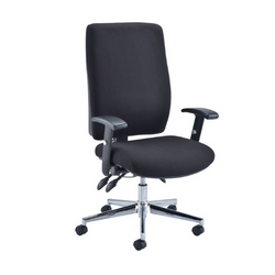 Caracal High Back Task Chair - Price Includes FREE Mainland UK Delivery