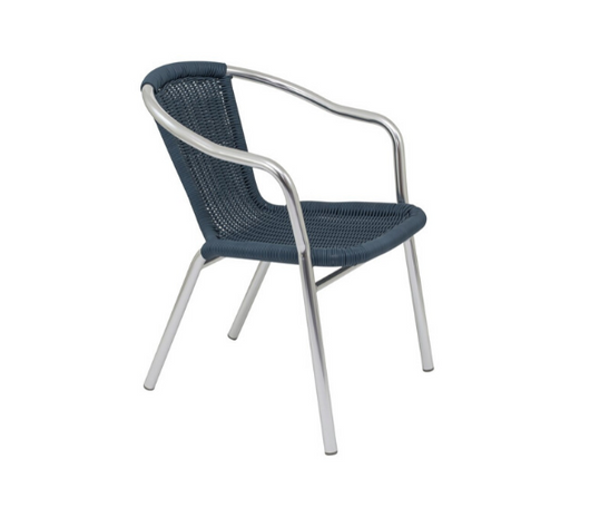 Plaza wicker Armchair for indoor or outdoor use - Includes FREE Mainland UK Delivery
