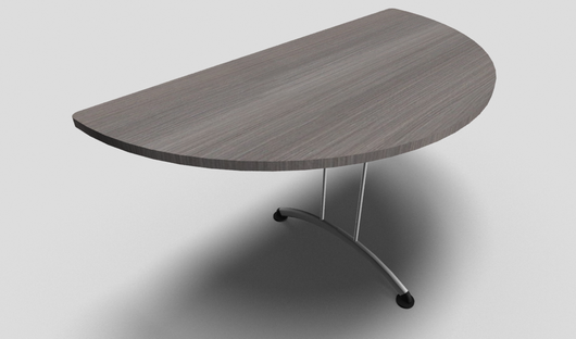 Solution Half Moon Folding Meeting Table