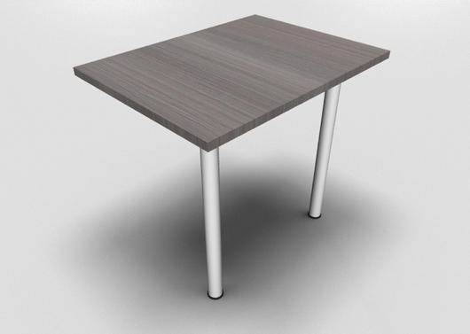 Straight Extension for Office Desks