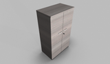 Stricto Sensu Cupboard 1360mm Height