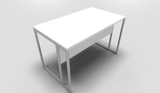 Stricto Sensu Straight Office Desk