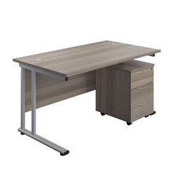BOSs Range Big Bundle Deal - Desk and Drawer Set - Price Includes FREE Mainland UK Delivery