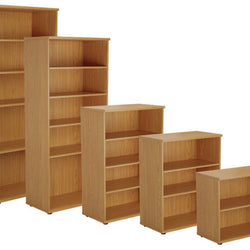 BOSs Wooden Bookcases - Price Includes FREE Mainland UK Delivery