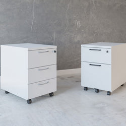 Comfort Mobile Pedestal with 2 or 3 Drawers