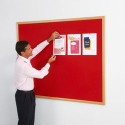 Eco-Friendly Noticeboard