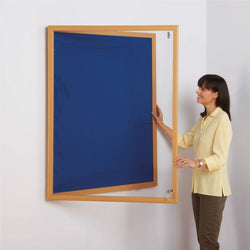 Eco-Friendly Tamperproof Noticeboard