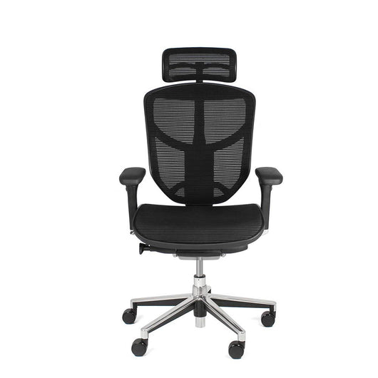 Enjoy Elite Mesh Office Chair in Black