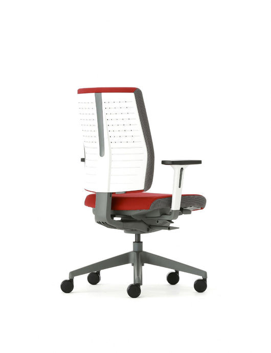 Freeflex Ergonomic Task Chair with Optional Arms
