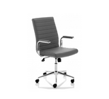 Ezra Executive Leather Chair - includes FREE delivery to UK Mainland