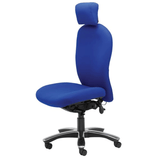 Posturemax 200 Extra Large Task Chair with Ergonomic Design PHL83ADJ