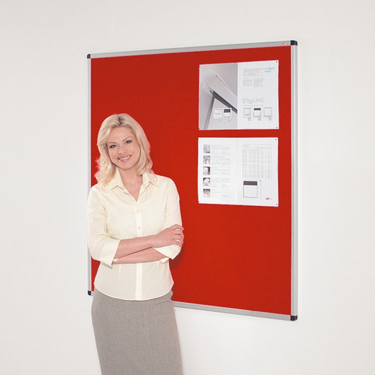 Resist-a-Flame Fire Retardant Noticeboard