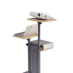 Secure Multi-Media Projector Trolley