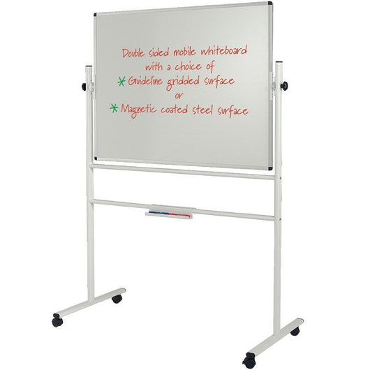 Write-on Revolving DryWipe Whiteboard