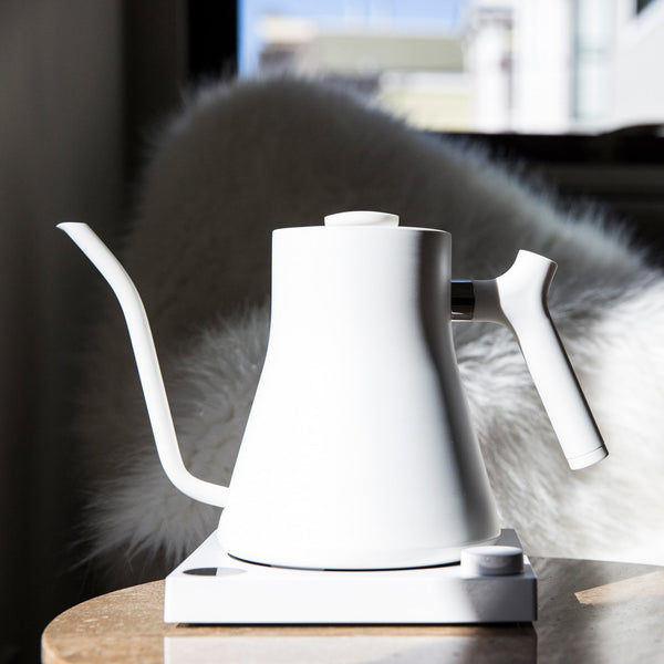 Fellow Stagg EKG Electric Pour-Over Kettle 0.9 l Matte White