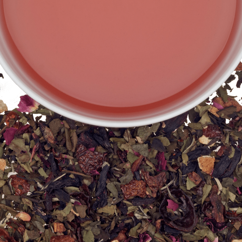 Berry Young - Harney & Sons Teas, European Distribution Center