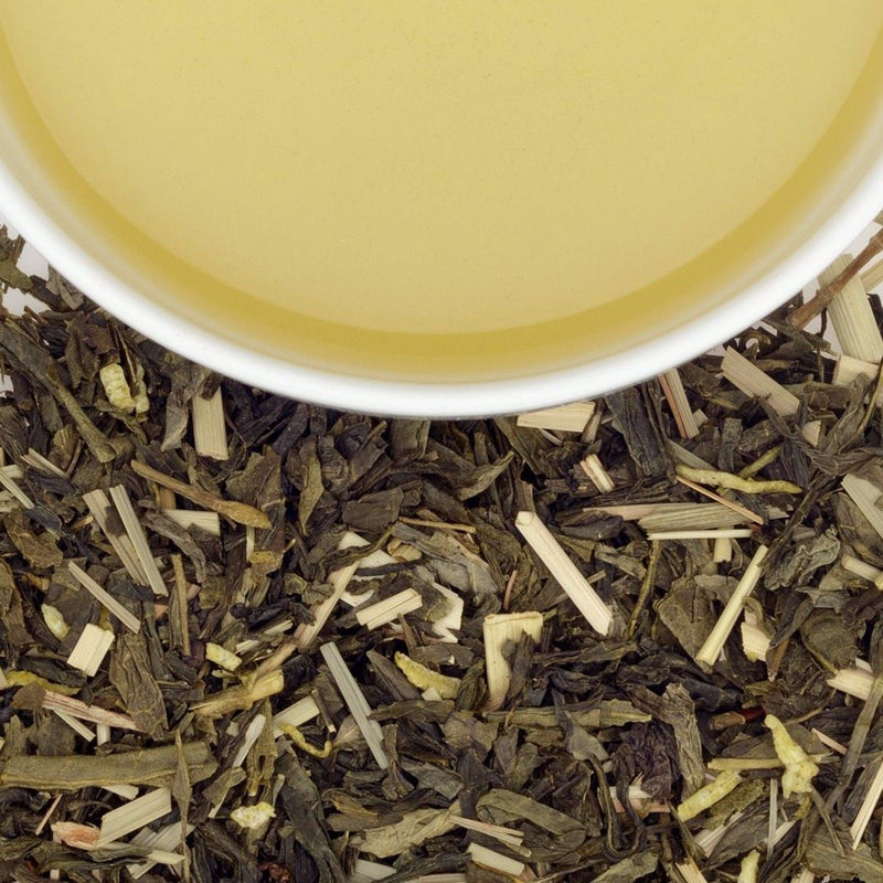 Green Tea with Coconut & Ginger - Harney & Sons Teas, European Distribution Center