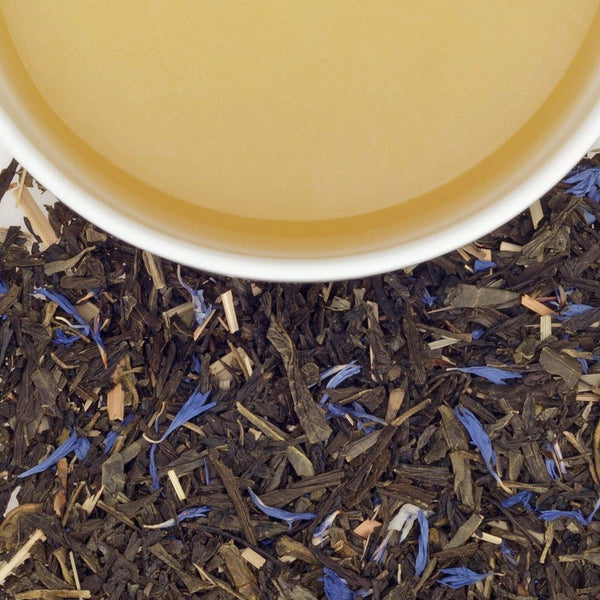Blueberry Green Harney & Sons Fine Teas-2