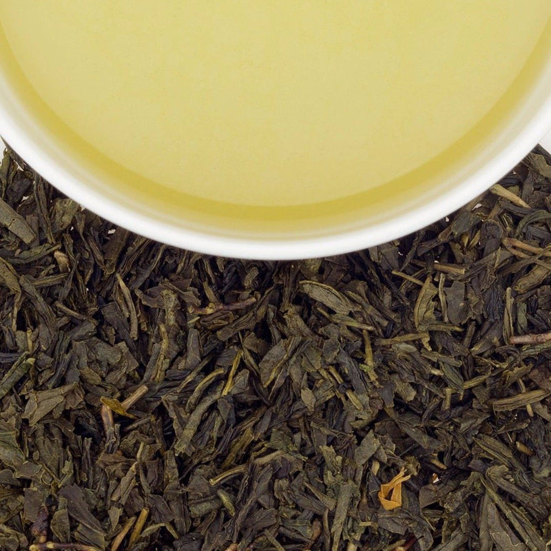 Citron Green - Harney & Sons Teas, European Distribution Center