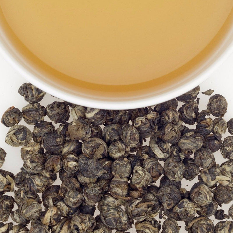 Dragon Pearl Jasmine - Harney & Sons Teas, European Distribution Center