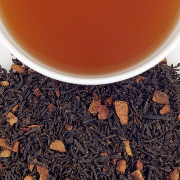 Hot Cinnamon Spice - Harney & Sons Teas, European Distribution Center