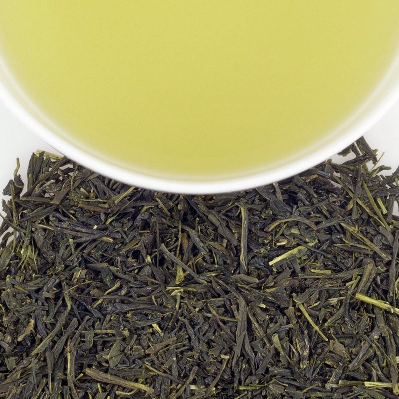 Japanese Sencha - Harney & Sons Teas, European Distribution Center