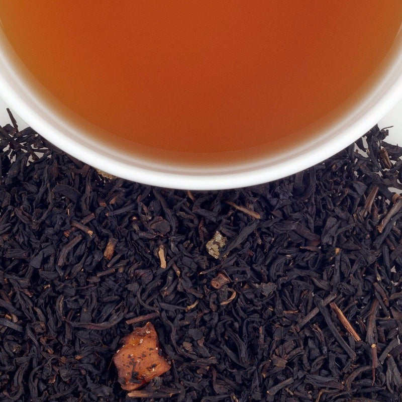 Peaches and Ginger Twist - Harney & Sons Teas, European Distribution Center