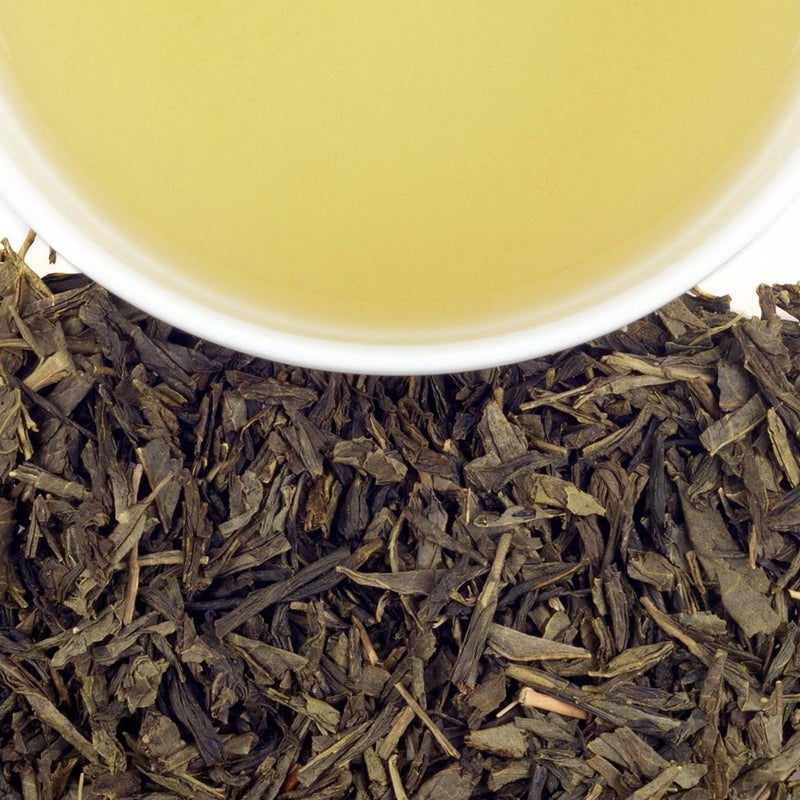 Tropical Green - Harney & Sons Teas, European Distribution Center