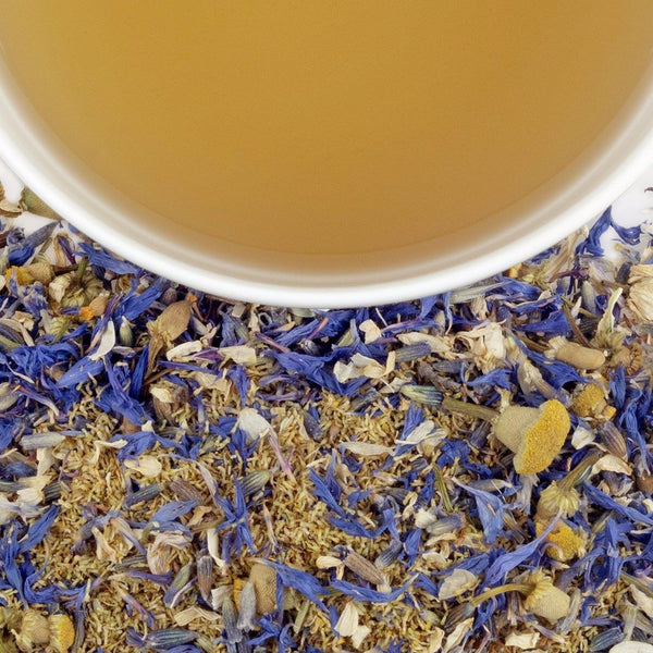 Yellow & Blue Harney & Sons Fine Teas-2
