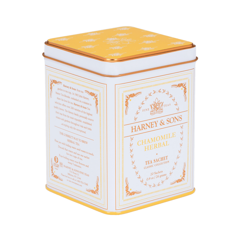 Chamomile Herbal Harney & Sons Fine Teas