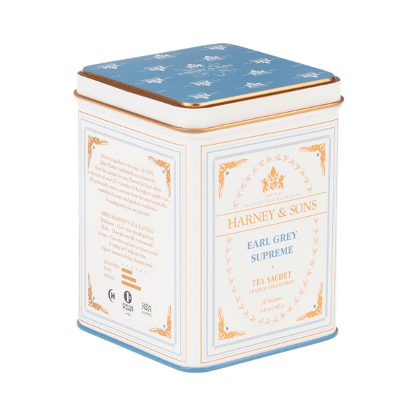 Earl Grey Supreme - Harney & Sons Teas, European Distribution Center