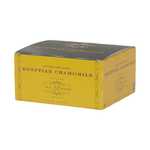Egyptian Chamomile - Harney & Sons Teas, European Distribution Center