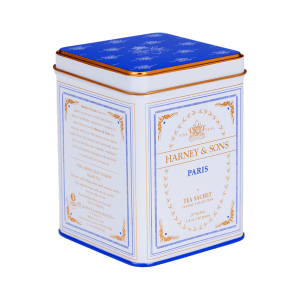 Paris - Harney & Sons Teas, European Distribution Center