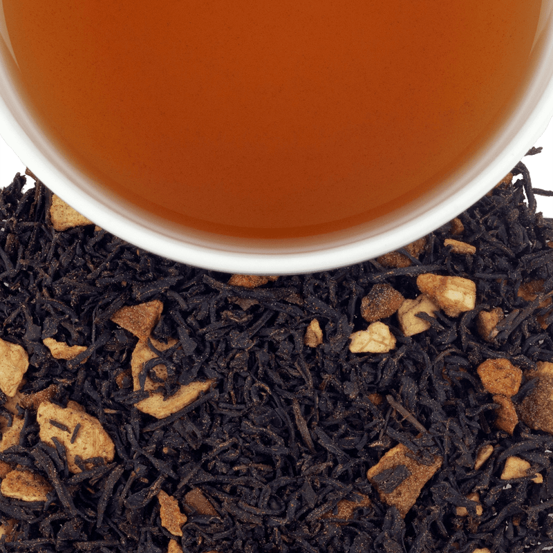 Hot Apple Spice - Harney & Sons Teas, European Distribution Center