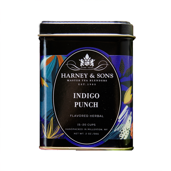 Indigo Punch - Harney & Sons Teas, European Distribution Center