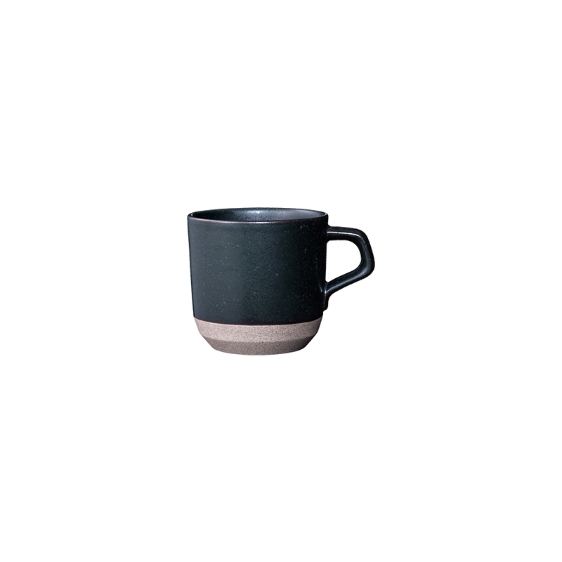 Kinto CLK-151 small mug 300ml black - Harney & Sons Teas, European Distribution Center