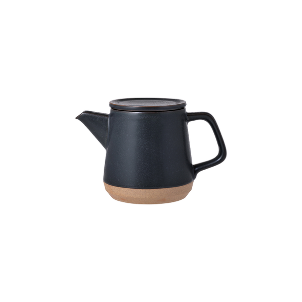 Kinto CLK-151 teapot 500ml black - Harney & Sons Teas, European Distribution Center