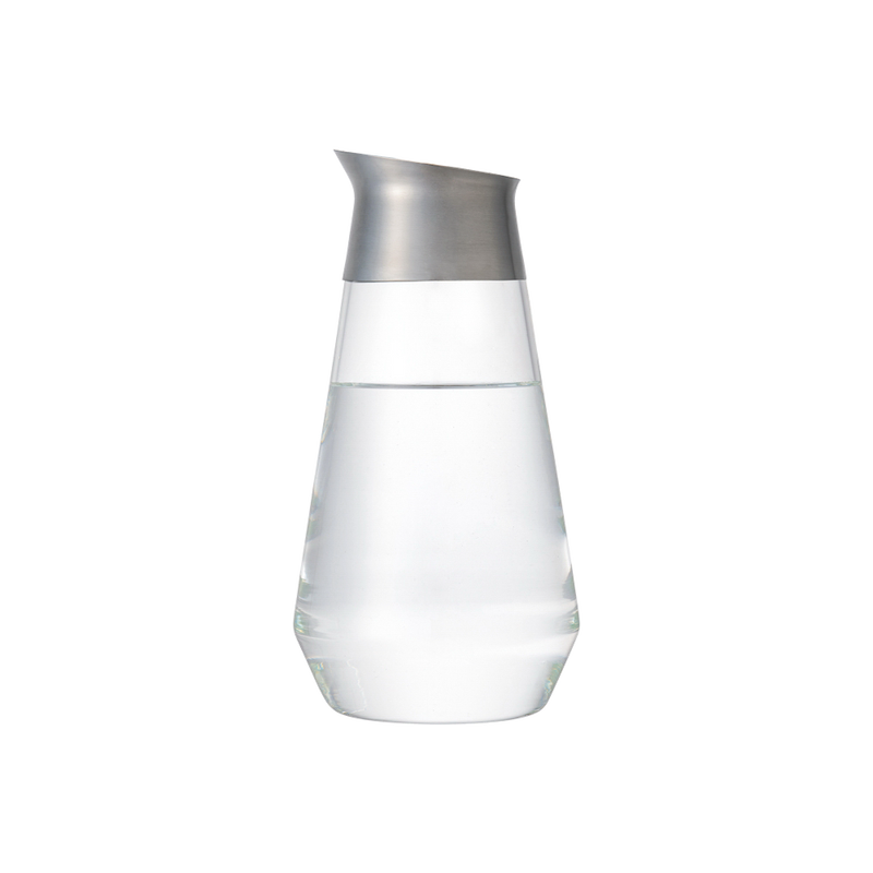 Kinto LUCE water carafe 750ml - Harney & Sons Teas, European Distribution Center