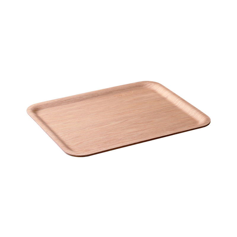 Kinto NONSLIP tray 360x280mm willow - Harney & Sons Teas, European Distribution Center